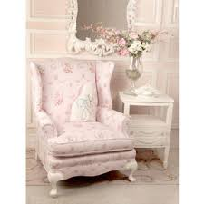 Shabby Chic Upholstery Fabric Shabby Chic Style Bergeres U0026 Upholstered Chairs The Bella