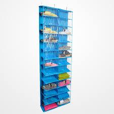 shoe rack hanging lesort over the door hanging shoe organizer storage holder sorter