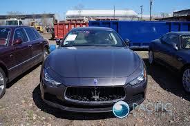 blue maserati ghibli front left driver brake caliper brembo red 670006288 maserati