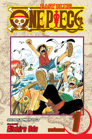 one piece amazon com one piece vol 1 romance dawn 0782009136637