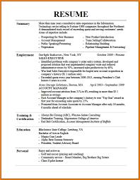 Tips For Resume Format Resume Samples Templates Resume Format 2017 Sample Template Resume