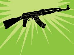 Flag With Ak 47 Ak 47 Cliparts Free Download Clip Art Free Clip Art On