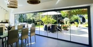 Bi Folding Glass Doors Exterior Folding Glass Doors Exterior Matano Co