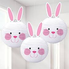 bunny decorations easter decorations woodies party