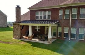 covered patio with fireplace porches outdoor living archives signature building tn