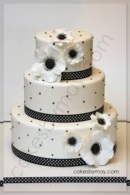 black and white wedding cakes black and white wedding cake