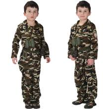 Army Costume Halloween Popular Boy Army Costume Buy Cheap Boy Army Costume Lots