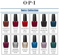 opi nail polish colors for winter best nail ideas