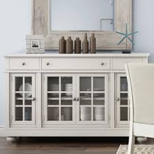 Sideboards  Buffet Tables Youll Love Wayfair - Dining room buffet cabinet