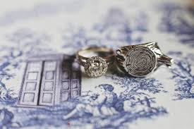 doctor who wedding mccauley orange county wedding - Doctor Who Wedding Ring