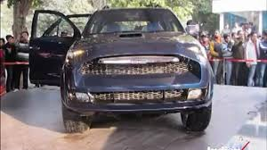 indian jeep modified dc modified toyota fortuner displyed at auto expo video dailymotion