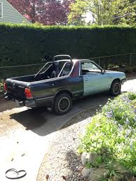 subaru brat for sale 1985 subaru brat