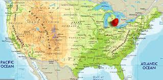 map usa detroit detroit michigan map usa