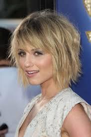 medium short hairstyles for fine thin 2014 2017 medium