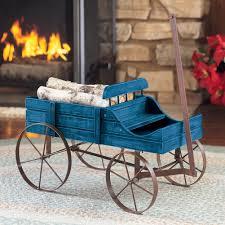 amish wagon decorative indoor outdoor garden backyard planter ebay