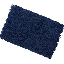 Navy Blue Bathroom Rug Set Bathrooms Design Bath Mat Bathroom Runner Toilet Rug Set Gray