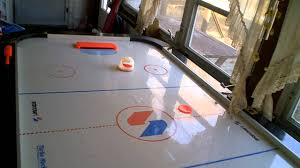 sportcraft turbo hockey table air hockey table youtube