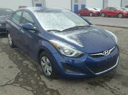 auto auction ended on vin 5npdh4ae6gh679121 2016 hyundai elantra