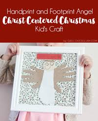 Christmas Angel Kid U0027s Craft The Crafting