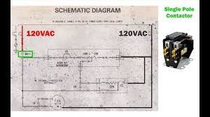 hvac condenser how to read ac schematic and wiring diagram air