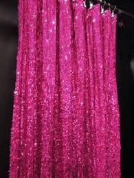 Pink Sparkle Curtains Sparkle Curtains How To These Curtains Are Easy I Didn T