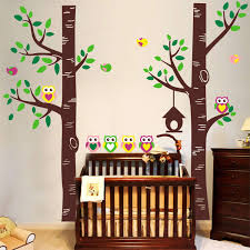 Jungle Wall Decal For Nursery Baby Nursery Jungle Wall Decals For Nursery Decor Ideas With