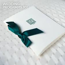 creating a wedding program 99 best lovely programs images on wedding programs
