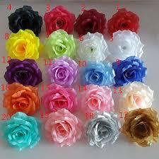 wholesale silk flowers silk flower heads wholesale silk roses heads 100 flowers 10cm