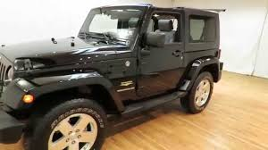 2008 jeep wrangler sahara carvision com youtube