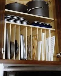pots and pans organizer ideas home design ideas