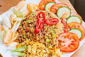 cara membuat nasi goreng untuk satu porsi membuat nasi goreng sederhana nan istimewa