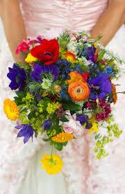 wildflower wedding bouquet by donna walker design http