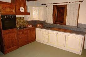 renovation cuisine chene meuble cuisine en chene niocad info