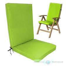 High Back Patio Chair Cushion Outdoor Chair Back Cushions Innovative Green Outdoor Seat Cushions