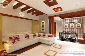 interiors design by line interiors and infra kerala home design