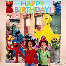 elmo birthday party ideas party