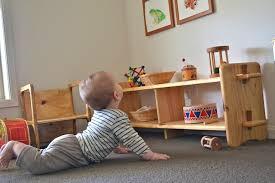 Montessori Bedroom Toddler Anyone Else Doing A Montessori Style Nursery I E Creating A
