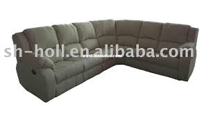 White Leather Recliner Sofa Reclining Sectionals Recliners Rumah Minimalis
