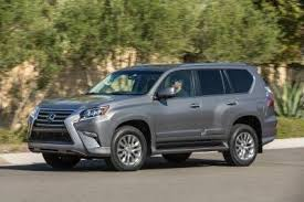 lexus suv review 2017 lexus gx 460 luxury suv review ratings edmunds