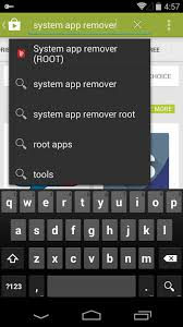 rooted apps for android how to remove bloatware pre installed apps on android kingo