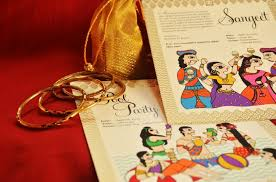indian wedding invites new 6 indian wedding invitation trends from the pro s