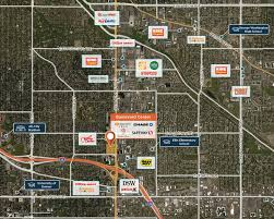 Denver Traffic Map Boulevard Center Denver Co 80222 U2013 Retail Space Regency Centers