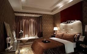Bedroom Design Brown Furniture Interior Design - Bedroom design brown