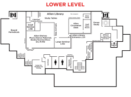 floor plans lower level