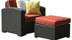 Patio Chair And Ottoman Set Amazing Patio Coffee Table And Ottoman Set Ogni Pertaining To