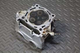 amazon com 2004 2009 yamaha yfz450 oem cylinder head valves yfz
