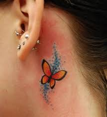 55 best ear tattoos designs and ideas