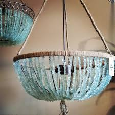 Etsy Chandelier 20 Open Sea Glass Chandelier Chandeliers Glass And Lights