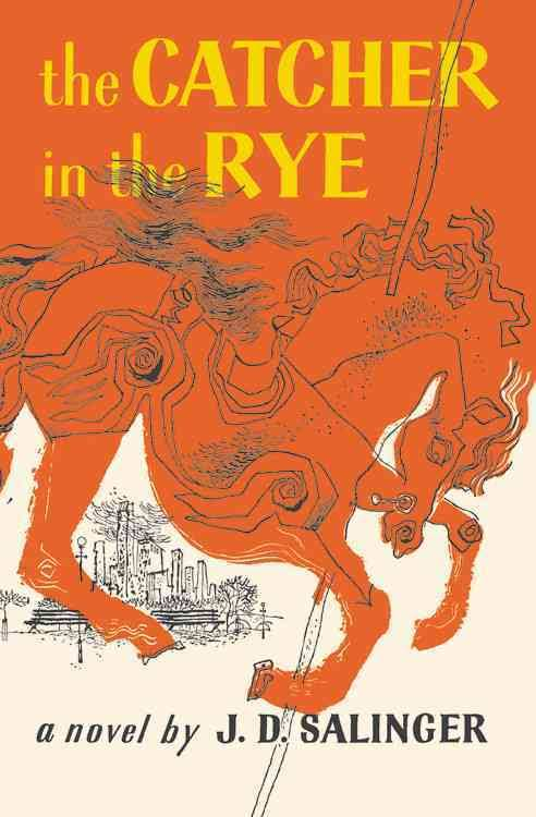 Image result for Catcher In The Rye by J.D Salinger