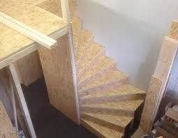 treppe bauen stiegenaufgang selbst gebaut bauanleitung zum selber bauen
